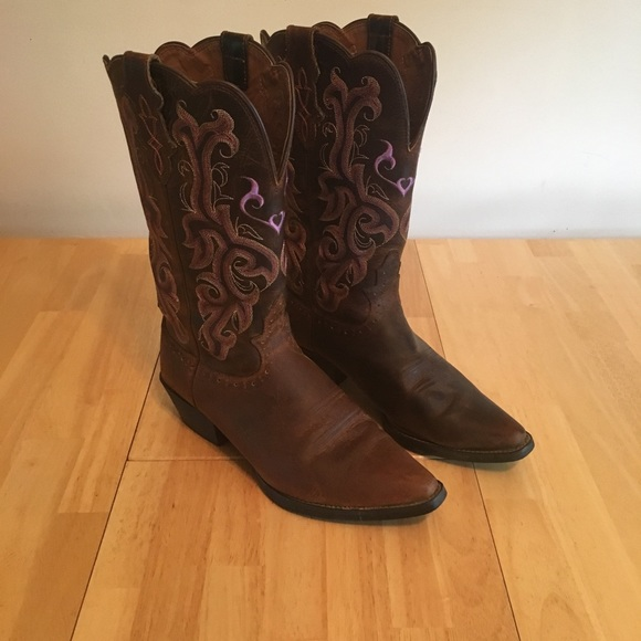 48329fd978c Justin cowboy boots
